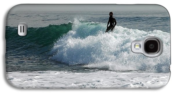Walking On Water Galaxy S4 Case by Donna Blackhall