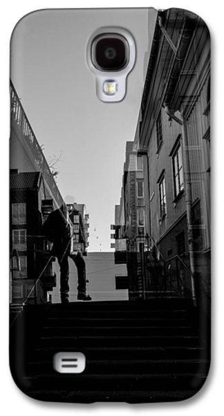 Walking Galaxy S4 Case