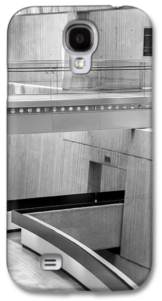 Walkway In The Renaissance Center Galaxy S4 Case