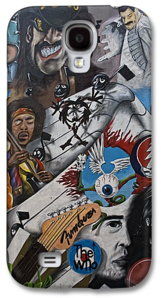 Wall-art 001 Galaxy S4 Case by Joachim G Pinkawa