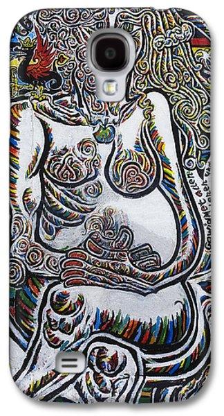 Wall-art 027 Galaxy S4 Case by Joachim G Pinkawa