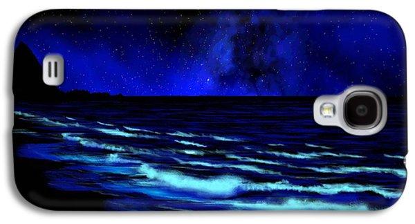 Wall Mural Bali Hai Tunnels Beach Kauai Galaxy S4 Case