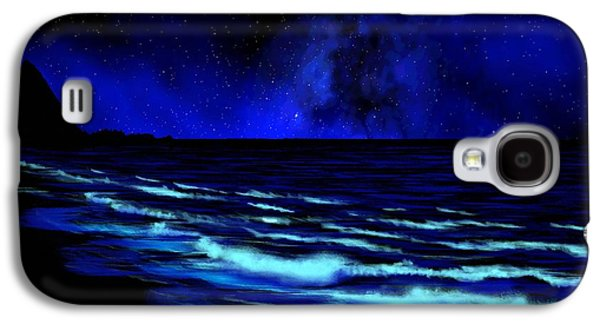 Wall Mural Bali Hai Tunnels Beach Kauai Galaxy S4 Case by Frank Wilson