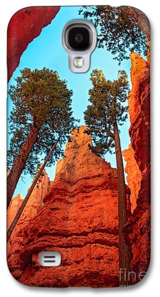 Wall Street Galaxy S4 Case by Robert Bales