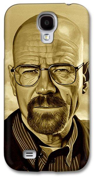 Walter White Galaxy S4 Case