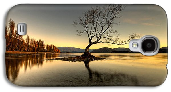 Wanaka - That Tree 1 Galaxy S4 Case