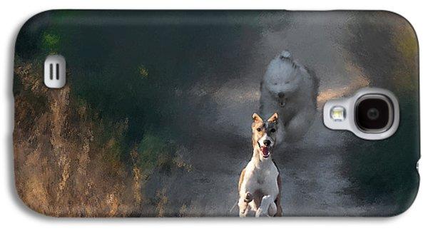 Wanda Galaxy S4 Case by Juan Carlos Ferro Duque