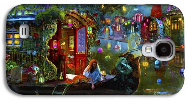 Wanderer's Cove Galaxy S4 Case by Aimee Stewart
