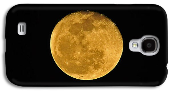 Waning Passover Moon Galaxy S4 Case by Al Powell Photography USA