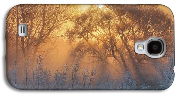 Warm And Cold Galaxy S4 Case