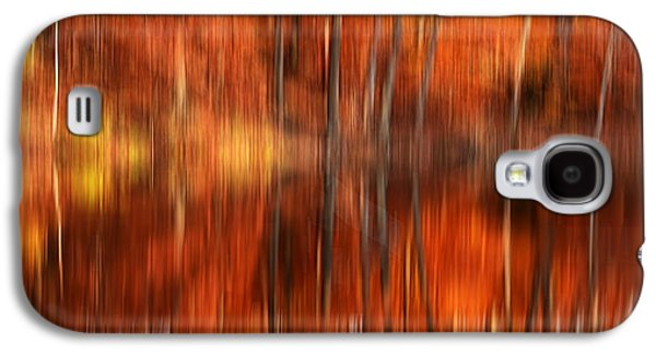 Warmth Impression Galaxy S4 Case by Lourry Legarde