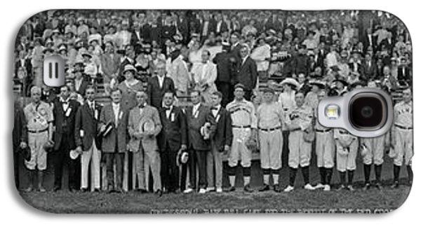 Washington Congressional Baseball Game Galaxy S4 Case