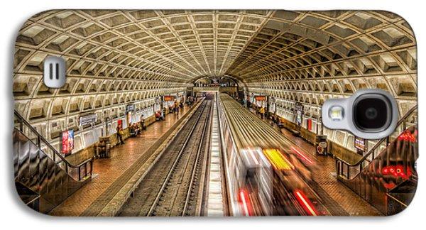 Washington Dc Metro Station Xi Galaxy S4 Case