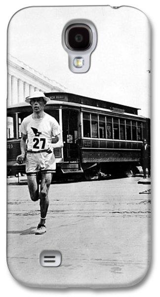 Washington Marathon, 1911 Galaxy S4 Case by Granger