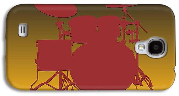 Washington Redskins Drum Set Galaxy S4 Case