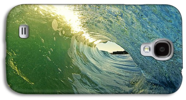 Water And Light Galaxy S4 Case by Paul Topp