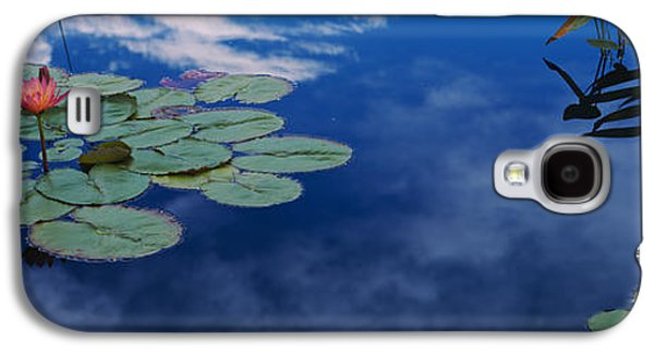 Water Lilies In A Pond, Denver Botanic Galaxy S4 Case