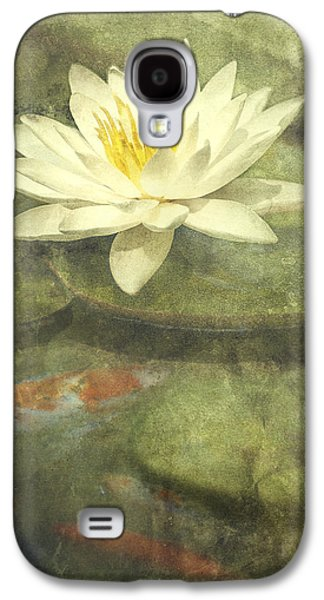 Water Lily Galaxy S4 Case by Scott Norris