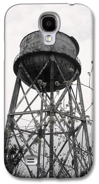 Water Tower Galaxy S4 Case by Michael Grubb