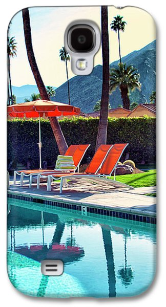 Water Waiting Palm Springs Galaxy S4 Case