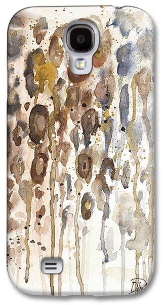 Watercolor Animal Skin I Galaxy S4 Case