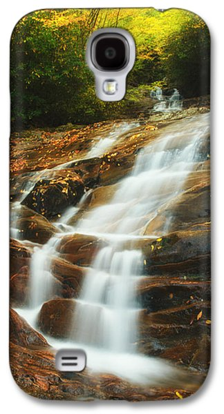 Waterfall @ Sams Branch Galaxy S4 Case