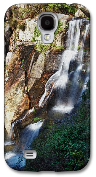 Waterfall II Galaxy S4 Case by Marco Oliveira