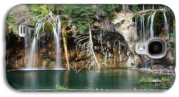 Waterfall In A Forest, Hanging Lake Galaxy S4 Case