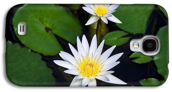 Waterlily Two Galaxy S4 Case