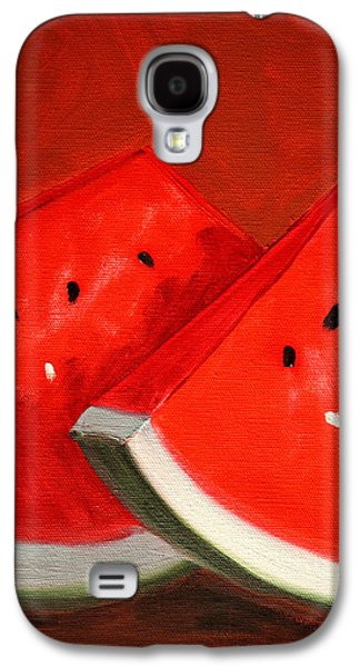 Watermelon Galaxy S4 Case
