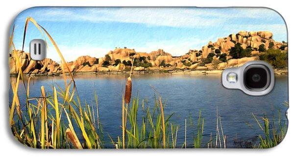 Watson Lake Arizona Galaxy S4 Case