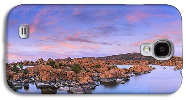 Watson Lake In Prescott - Arizona Galaxy S4 Case