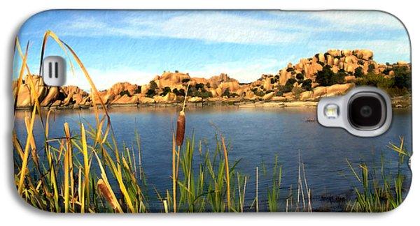 Watson Lake Galaxy S4 Case