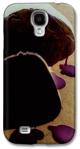 Galaxy S4 Case - Waxy Stones by Orphelia Aristal