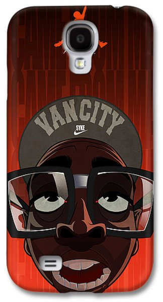 We Came From Mars Galaxy S4 Case by Nelson Dedos  Garcia