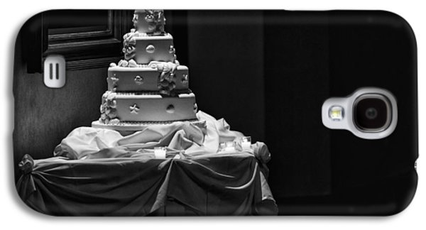 Wedding Cake Galaxy S4 Case by Rick Berk