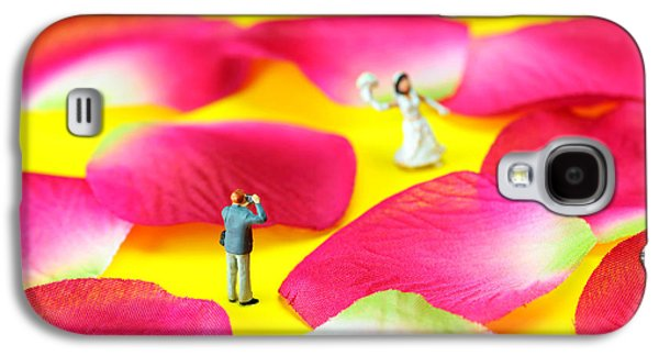 Wedding Photography Little People Big Worlds Galaxy S4 Case