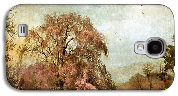 Weeping Cherry Galaxy S4 Case by Jessica Jenney