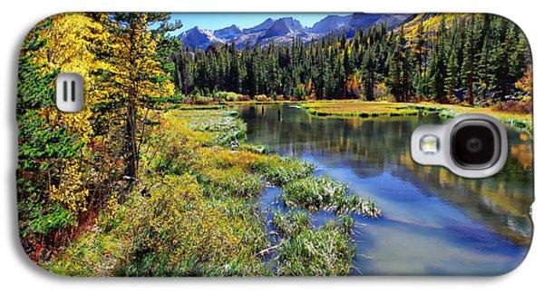 Weir Pond Galaxy S4 Case by Scott McGuire