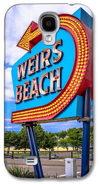Weirs Beach Galaxy S4 Case