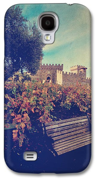 We'll Meet Among The Vines Galaxy S4 Case by Laurie Search