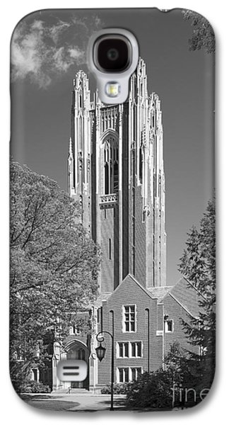 Wellesley College Green Hall Galaxy S4 Case by University Icons