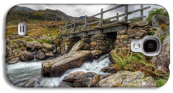 Welsh Bridge Galaxy S4 Case