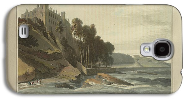 Wemys Castle In Fifeshire Galaxy S4 Case by British Library