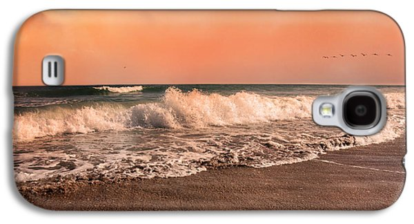 We're Having The Tide Of Our Lives Galaxy S4 Case by Betsy Knapp