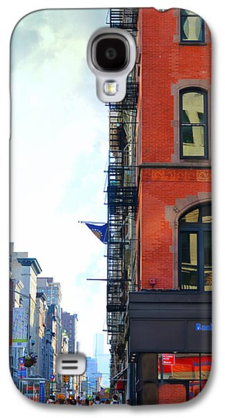 West 23rd Street Galaxy S4 Case by Laura Fasulo