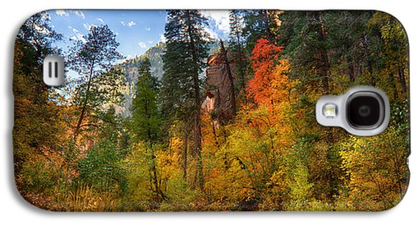West Fork Wonders  Galaxy S4 Case by Saija  Lehtonen