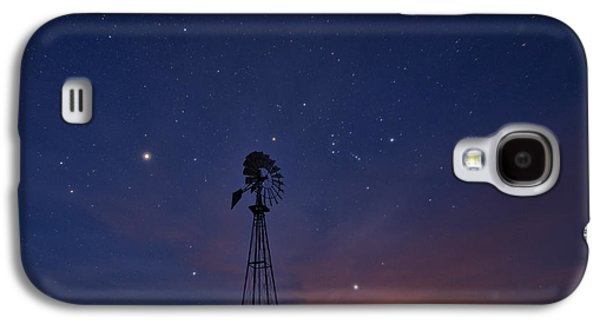 West Texas Sky Galaxy S4 Case