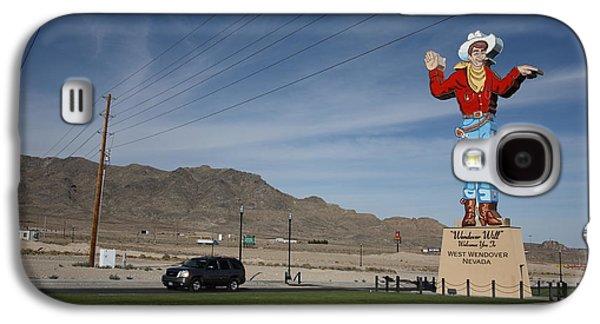 West Wendover Nevada Galaxy S4 Case
