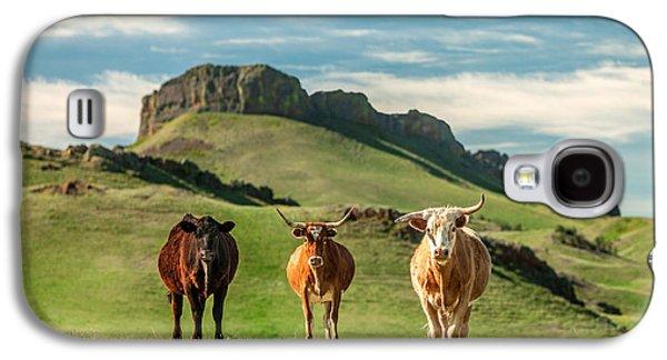 Western Longhorns Galaxy S4 Case